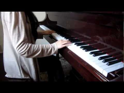 Gareth Emery - Concrete Angel (Piano Cover WITH SHEET MUSIC)