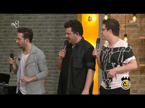 3 Adam - Erdem Kınay'dan Ankara Havası Eşliğinde Remix (2.Sezon 31.Bölüm)