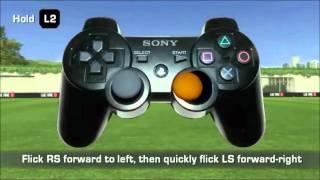 FIFA 11 - Tutorial de dribles Parte 3