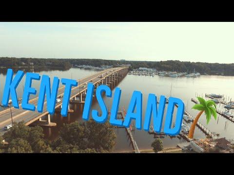 Kent Island Aerial View