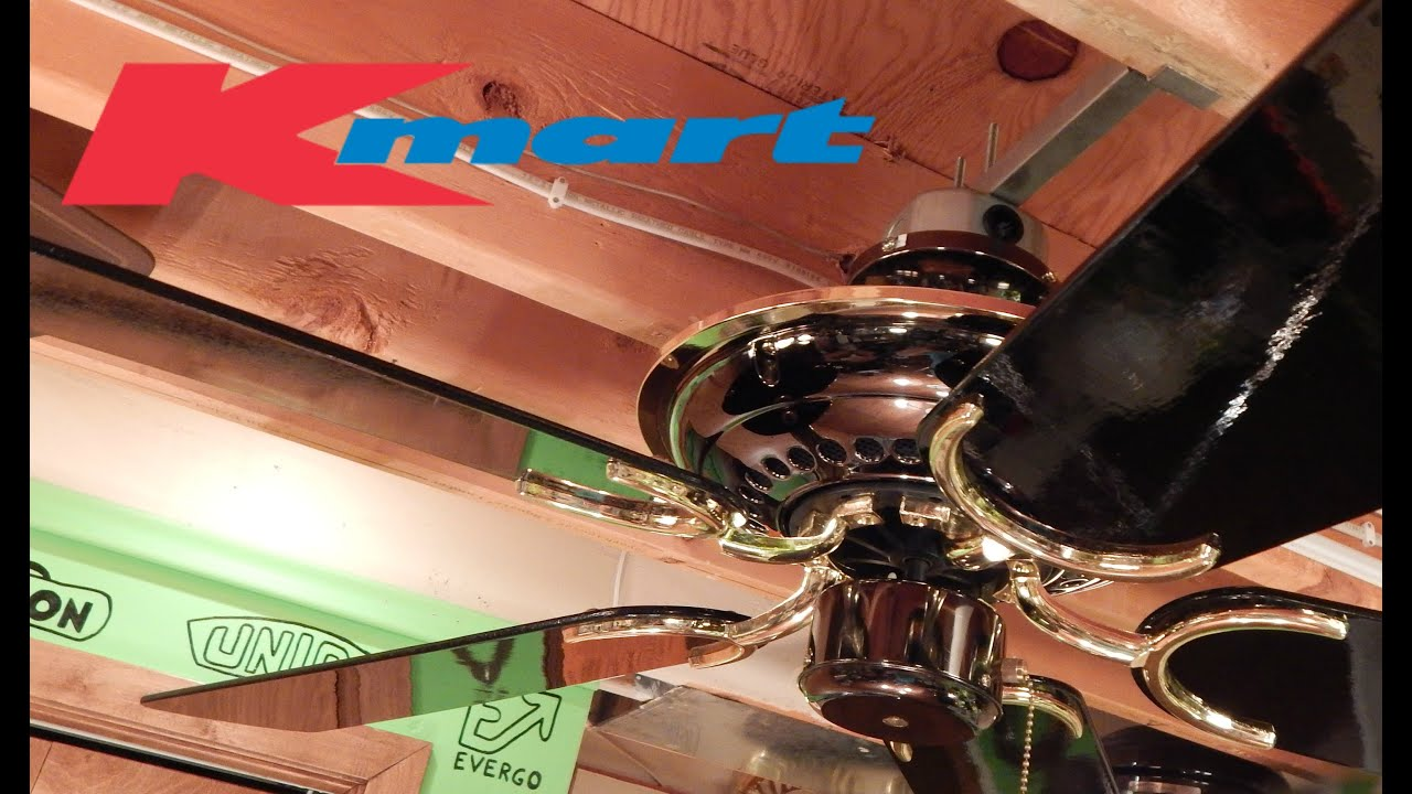 Kmart Deluxe Ceiling Fan