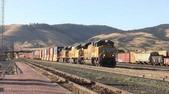 Union Pacific's La Grande Subdivision