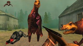 UKTENA 64: Hunt Mutant Turkeys, Bears & Wolves in a N64 Styled Horror Game from the Lost in Vivo Dev