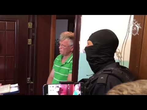 Обыск в квартире и.о. министра Астраханской области Олега Гужвинского
