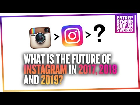 What is the future of Instagram in 2017, 2018 and 2019?