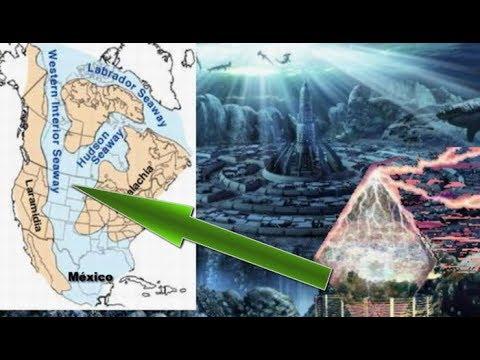 Ru .s .ia advierte al mundo: La ATLÁNTIDA está LEVANTÁNDOSE de nuevo bajo el centro de America