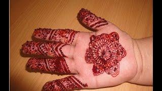 Arabic Mehndi Designs for Eid