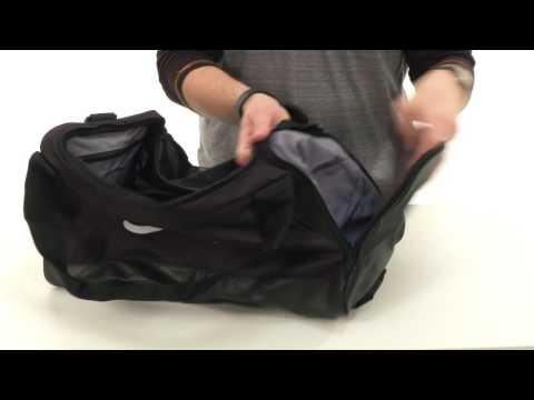 ffc1a956265114 Nike Brasilia Small Duffel Bag SKU:8800603 - YouTube