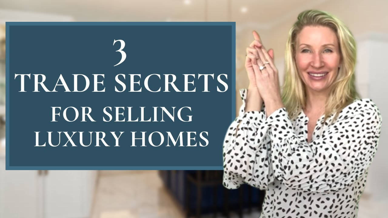 Trade Secrets 🤫 of Top Main Line Luxury Agent🙋🏼♀️  , Kimmy Rolph