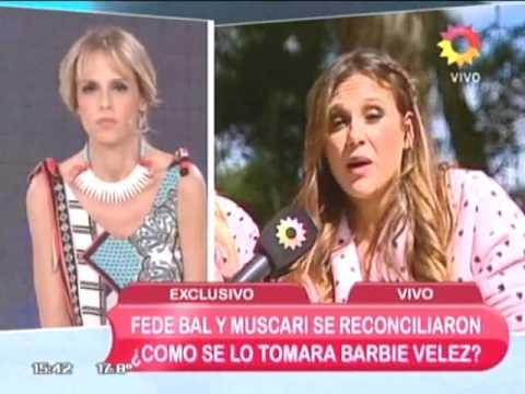 Barbie Vélez se arrepintió profundamente por la tapa del moretón