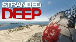 �������� ���� Stranded Deep. Выжить на солнечном необитаемом острове. часть _ 2 ������