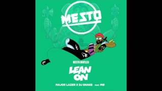 Major Lazer Ft. Dj Snake Lean On Mesto Future Bootleg Ft. MO.mp3