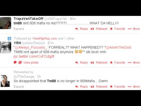 BSM Southside Kicked TM 88 out 808 Mafia ?!