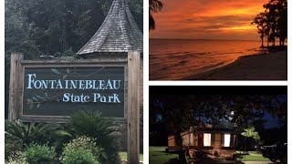 Fontainebleau State Park Camṗing Louisiana