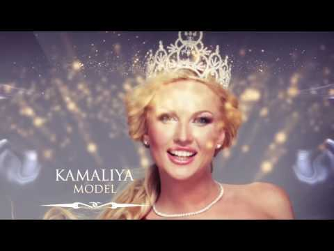 Kamaliya - Philanthropist, Singer, Actress, Model, Mrs. World 2008