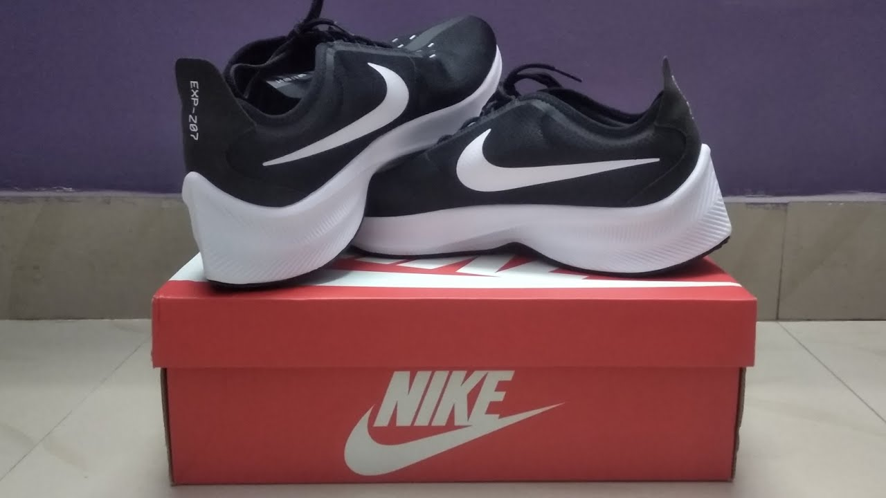 NIKE EXP-Z07 UNBOXING AND REVIEW I