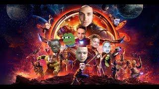 Twitch - Infinity War