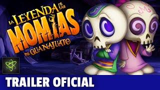 La Leyenda De Las Momias De Guanajuato - Trailer Oficial (2014)