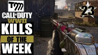 Call of Duty WW2 - TOP 10 KILLS OF THE WEEK #23