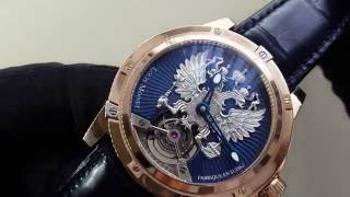 Louis Moinet  Russian Eagle Tourbillon LM-14.70.AL оригинальные часы(Louis Moinet Limited editions Russian Eagle Tourbillon LM-14.70.AL http://www.678.ru/i_shop/31798/limited-editions/LM-14.70.AL/