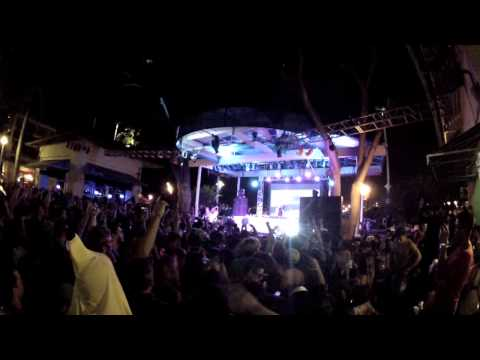 Dash Berlin live California Love remix @ Aloha Tower 10/20/12
