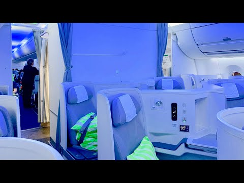 Finnair A350 Business Class Seat Tour