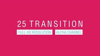 Bright Colors Geometric Transitions Pack 93702 - Free Download