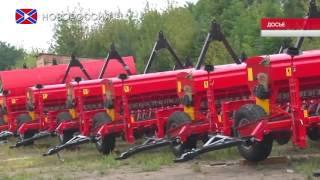 Сельхозтехника готова к работе(Аграрии Донецкой Народной Республики начали эксплуатацию сельскохозяйственной техники, поступившей в..., 2015-09-23T12:42:50.000Z)