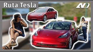Recorrimos las carreteras de México en un Tesla, ¿Llegamos a nuestro destino? - Vlog