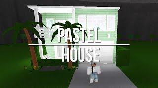 ROBLOX | Welcome to Bloxburg: Pastel House 80k