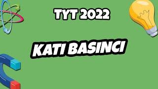 Katı Basıncı  TYT Fizik 2021 hedefekoş