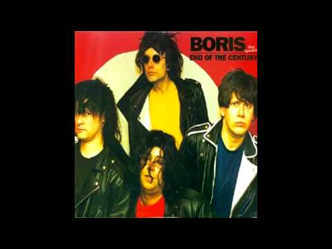 BORIS THE SPRINKLER - HIGH RISK INSURANCE - END OF THE CENTURY - RAMONES COVER