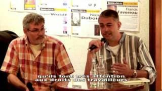 Dialogues avec Iain Levison