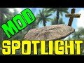 ARK: Survival Evolved Mod Spotlight - Pet Cemetary Mod and Hurtworld Giveaway Winners!
