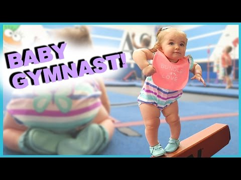 SMALLEST GYMNAST IN THE WORLD!