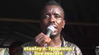 STANLEY O LIVE ON STAGE 2