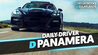 DEZE PORSCHE IS NOG MAAR HET BEGIN..🚙💨// DAY1 DAILY DRIVER