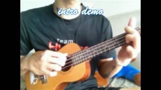 Hẹn ước bồ công anh intro | ukulele
