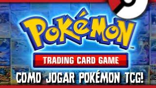 Como jogar Pokémon TCG - Tutorial Básico!