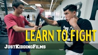 Learn To Fight Thumbnail