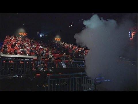 4DX - új élmény a mozikban - cinema