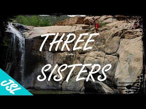 Three Sisters Falls - BEST Hike near San Diego - Full Hike