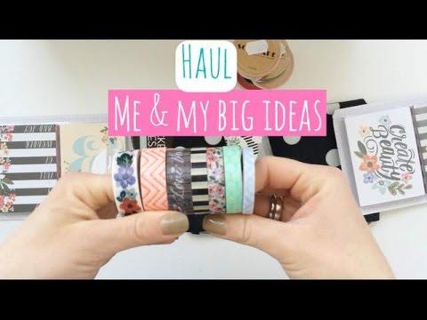 Haul me & my big ideas