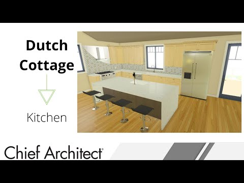 Dutch Cottage - Kitchen Design