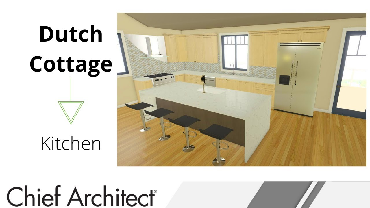 Dutch Cottage Kitchen Design Youtube