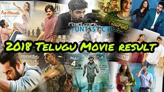 2018 Telugu movies Result | Hit or Flop Tollywood