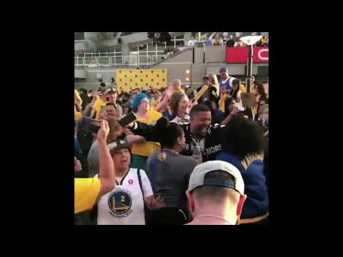 This is How The Bay Area Celebrates a Warriors Win [BayAreaCompass]