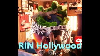 "Lyrics zu ""RIN - Hollywood"""