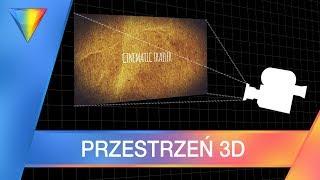 Przestrzeń 3D / Czołówka ▪ HitFilm Express & PRO #73 | Poradnik ▪ Tutorial