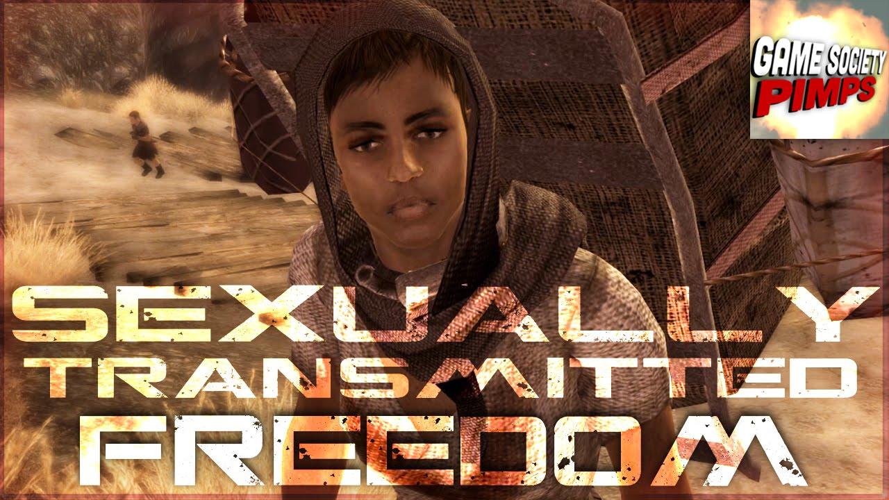Sexual innuendo fallout new vegas video